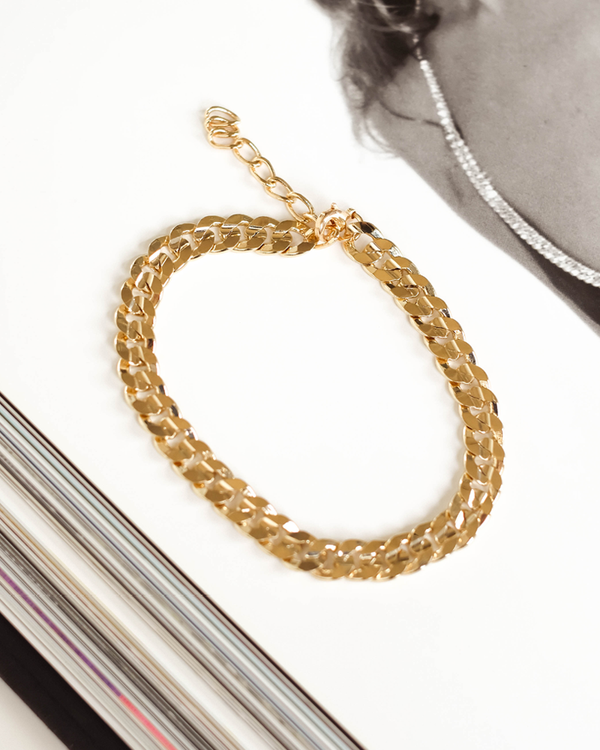 ARIES ANKLET - GOLD