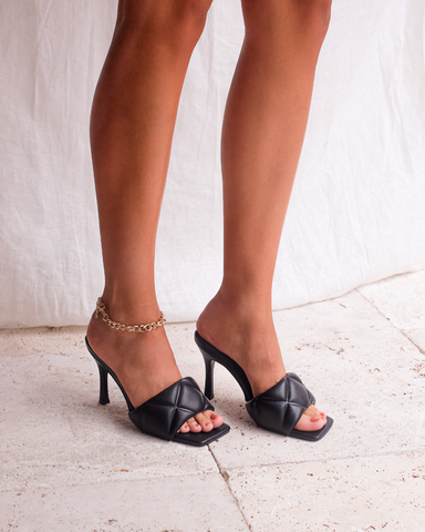ESCADA - BLACK-Heels-Billini-BILLINI USA