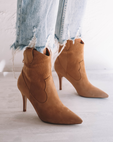 ESSEX - LATTE SUEDE-Boots-Billini-BILLINI USA