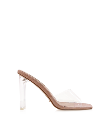 GLASGOW - BLUSH LIZARD-Heels-Billini-BILLINI USA