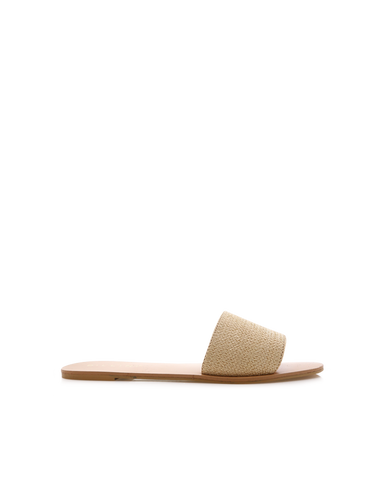 HENRY - NATURAL RAFFIA-Sandals-Billini-BILLINI USA