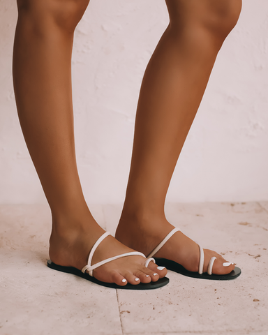 HYAMS - MILK-Sandals-Billini-BILLINI USA