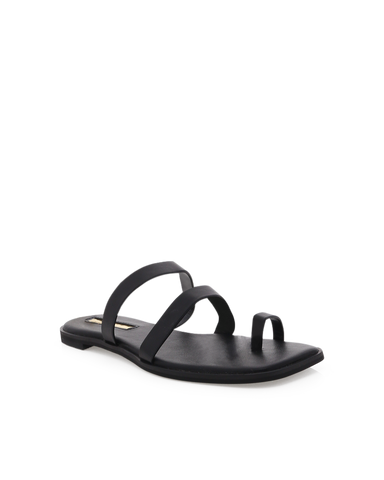 LEAH - BLACK-Sandals-Billini-BILLINI USA