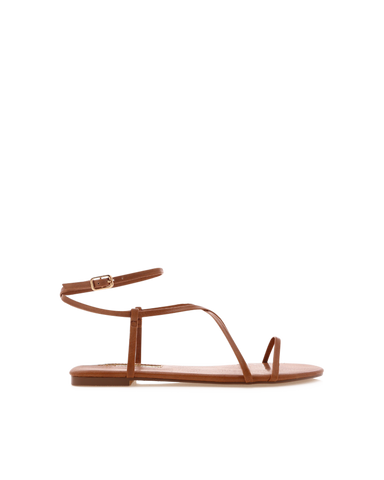 PACIFIC - SUGAR BROWN-Sandals-Billini-BILLINI USA