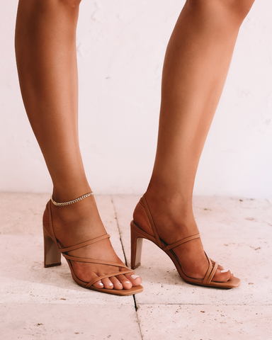 SAMMI - SUGAR BROWN-Heels-Billini-BILLINI USA