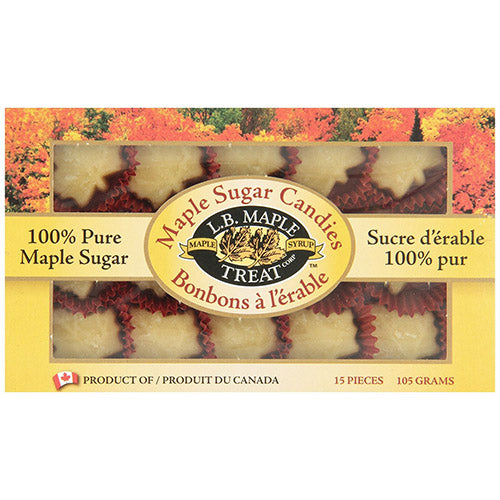 Maple Sugar Candies 105g