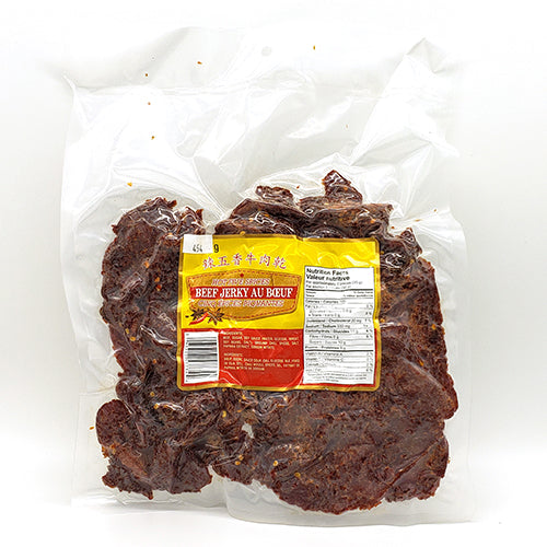 SOO Hot Five Spices Beef Jerky 454g