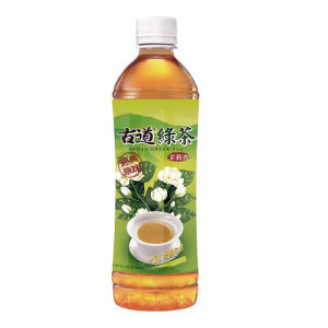 Gudao Jasmin Green Tea 600ml