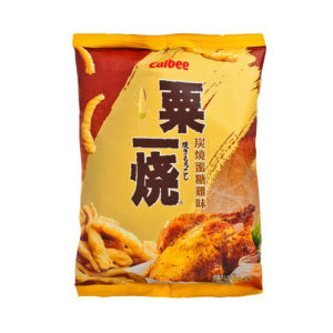 Calbee Grill-A-Corn (Roasted Honey Chicken Flavor) 80g