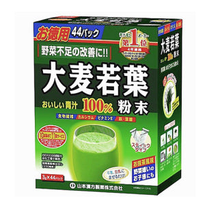 Barley Grass Powder 100% (3g x 44packs)