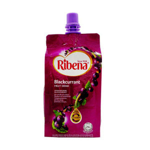 Ribena Blackcurrant Fruit Drink 330ml