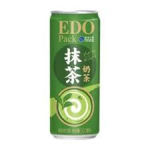 EDO Matcha Milk Tea 310ml