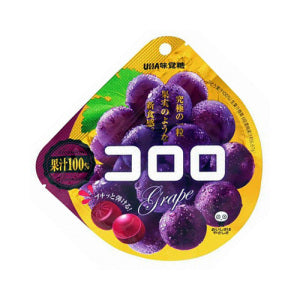 UHA Kororo Fruit Juice Gummy (Grape) 40g
