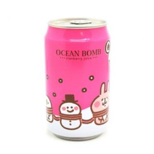 OCEAN BOMB Cranberry Juice 320ml