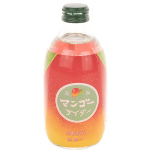 Beverage Tomomasu Carbonated Mango Soda Juice 300ml
