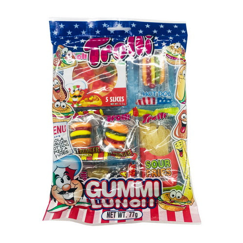 TROLLI Gummi Lunch Bag 77g