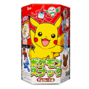 Tohato Pokemon Chocolate Cookies 23g