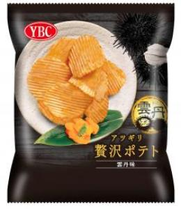 Ybc Potato Chips Sea Urchin Flavor 60g