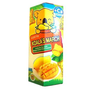 Lotte Koala's March Chocolate (Mango Flavor) 41g