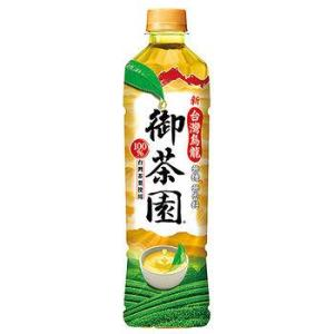 Taiwan O'Cha Yen Oolong Tea (Sugar Free)  550ml