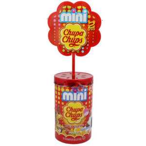 Mini Chupa Chups Mixed 50pcs