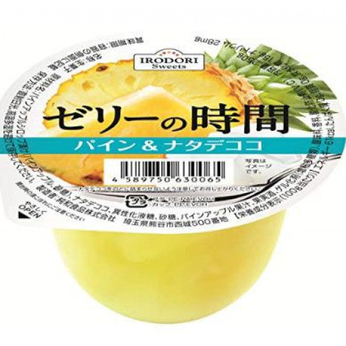 IRODORI Sweets Jelly (Pineapple&Coconut Flavor) 250g