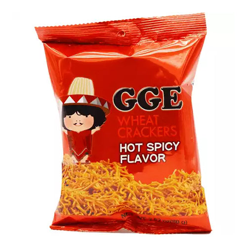 GGE Noodle Snack (Mexican Spicy) 80g