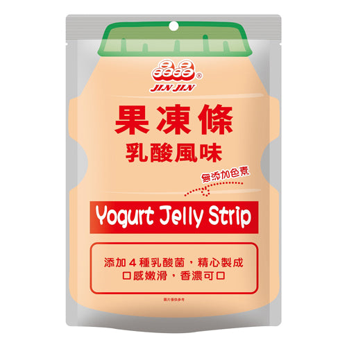 JIN JIN Yogurt Jelly Stick 288g