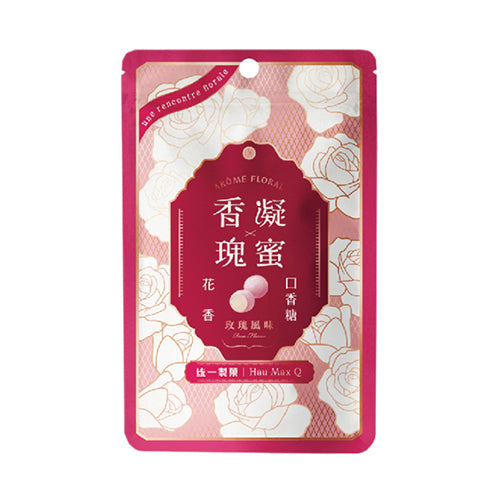 President Candy Hau Max Q Rose Chewing Gum 31g