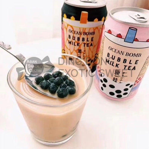 OCEAN BOMB Bubble Milk Tea (Original Flavor) 315ml