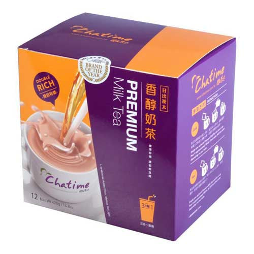 CHATIME Premium Milk Tea 420g