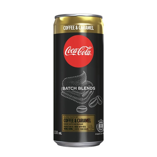 Coca-Cola Crameal Coffee 330ml