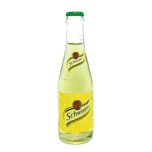 Schweppes Cream Soda 207ml (Glass Bottle)