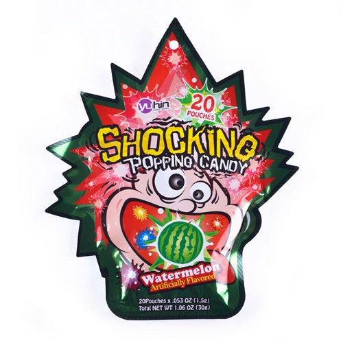 Striking Popping Candy (Watermelon Flavor) 30g