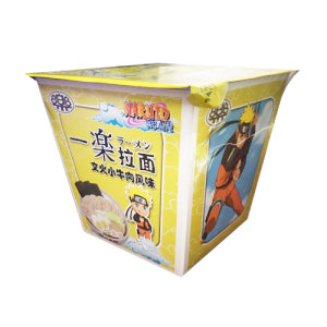 NARUTO Cup Noddle (Beef Flavor) 90g