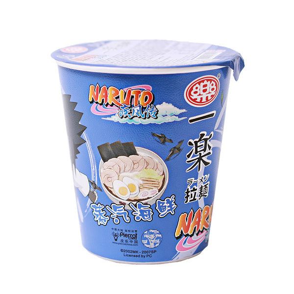 NARUTO Cup Noddle (Steam Seafood Flavor) 64g