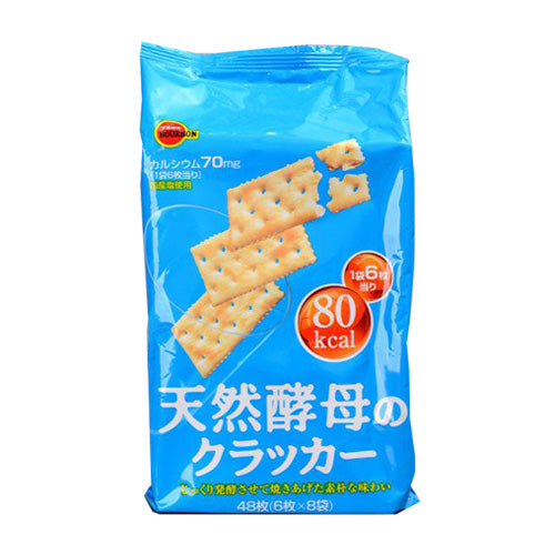 Bourbon Natural Yeast Cracker (48pcs)
