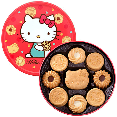 Bourbon Hello Kitty Butter Cookies (Can)