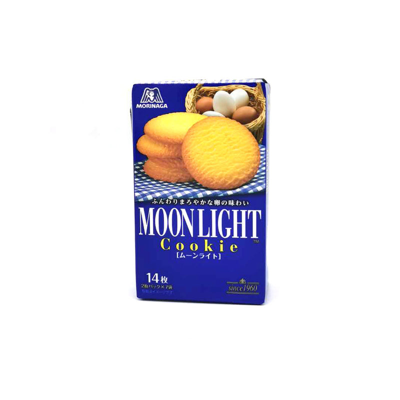 Morinaga Moonlight Cookie 113g/14pcs