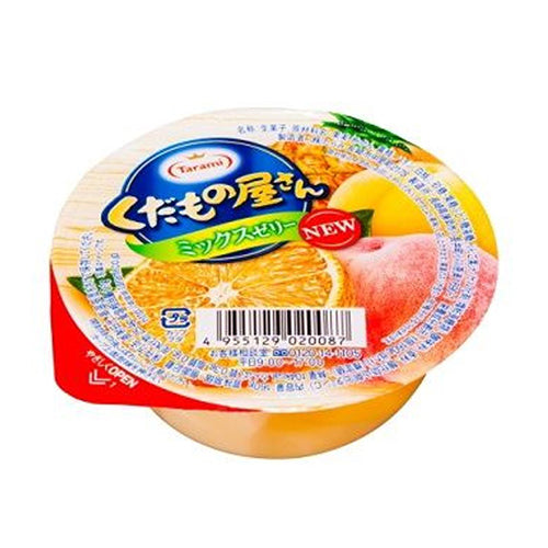 TARAMI Kudamonoya Fruit Mix Jelly 160g