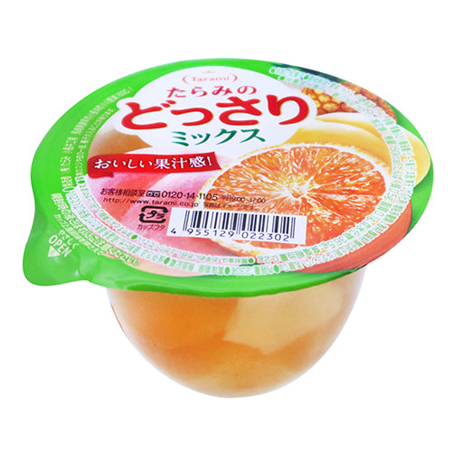 Tarami Mixed Fruit Jelly 230g