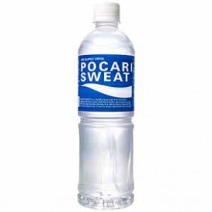 Pocari Sweat Ion Supply Drink 580ml