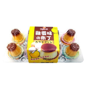 Chiao-E Egg Pudding (16 pieces)