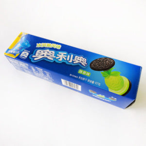 OREO Crispy Matcha IceCream Cookies 97g