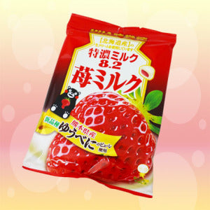UHA 8.2 Strawberry Milk Candy 84g