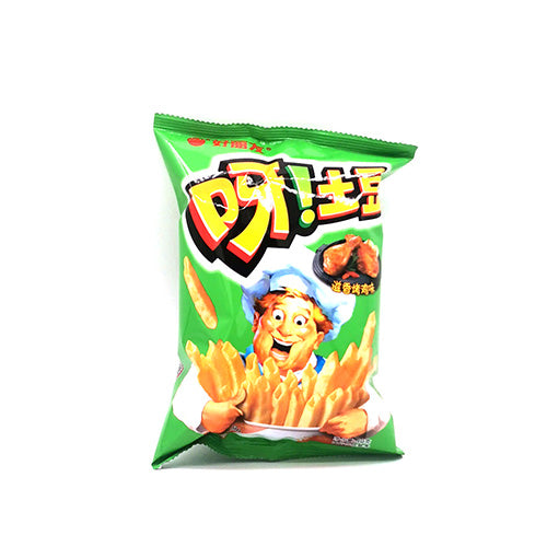 HAOLIYOU Potato Chips (Roasted Chicken Flavor) 40g