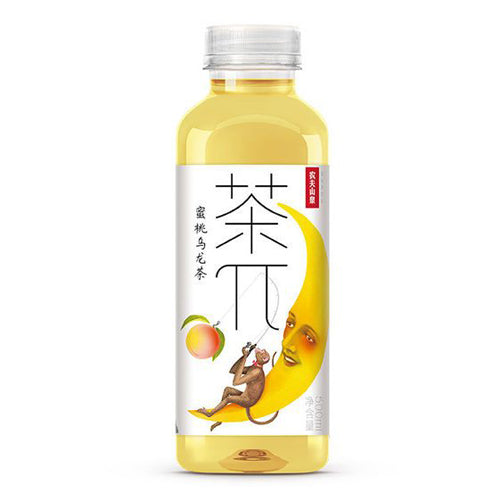 Pi Peach Oolong Tea  500ml