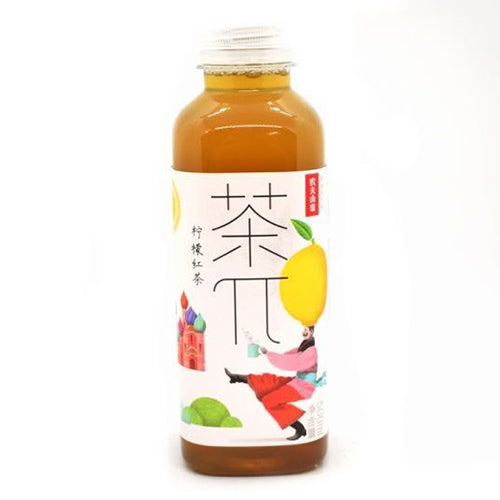NONG FU Pi Lemon Black Tea 500ml
