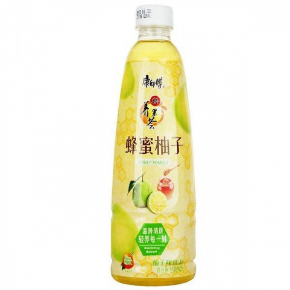 Master Kong Honey Pomelo Drink 500ml