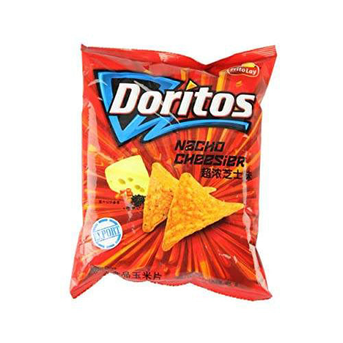 Doritos Corn Chips (Cheese Flavor) 68g